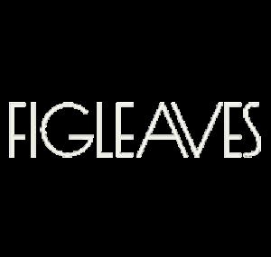 Figleaves white logo