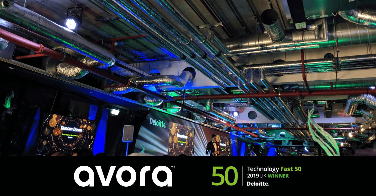 Avora Deloitte Fast 50 2019 Awards