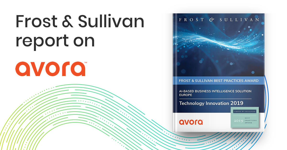 Frost & Sullivan AI-Based Business Intelligence Solution