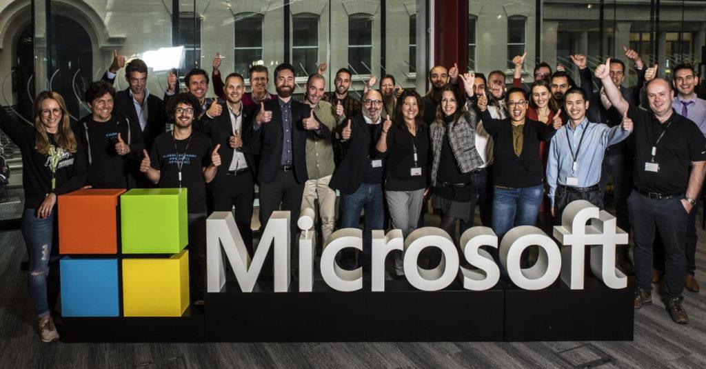 Microsoft Scaleup Avora Newsroom