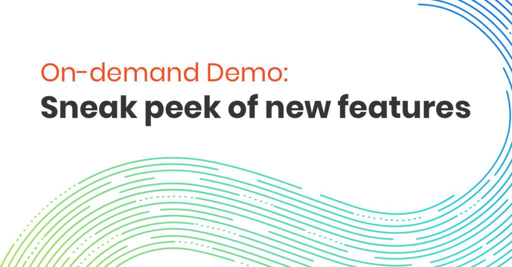 Webinar On Demand Demo